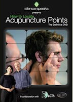 How To Locate Acupuncture Points DVD