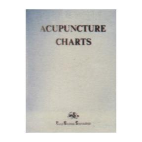 Acupuncture Charts (Book Type)
